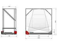 B573 Optical Target System