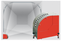 B590 Optical Target System
