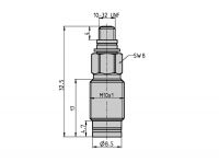 GP High Pressure Transducers